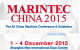 Participation to MarinTec 2015